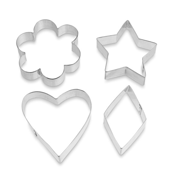 Classic Shapes Cookie Cutter Set