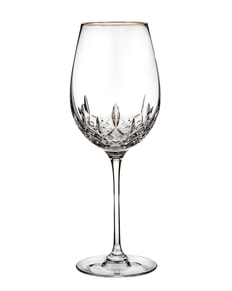 Waterford Lismore Essence Platinum Wine Glass