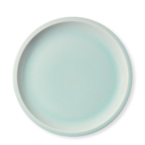 Jars Cantine Dinner Plates, Set of 4, Light Blue