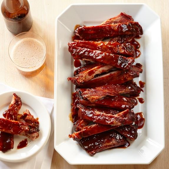 Williams Sonoma BBQ Rack of Ribs, Mild