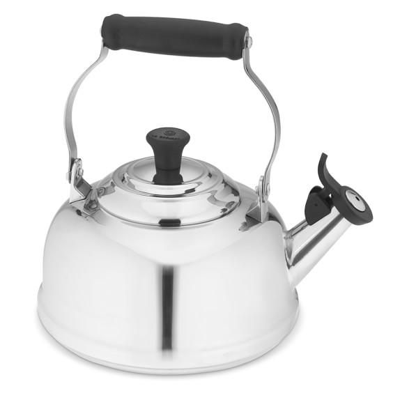Le Creuset Stainless-Steel Tea Kettle