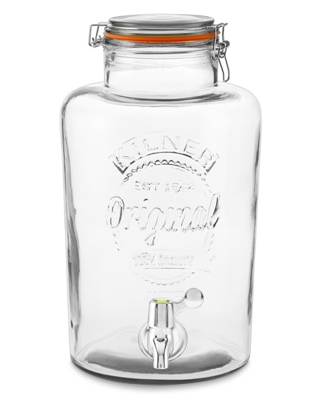 Kilner Clip-Top Jar Beverage Dispenser
