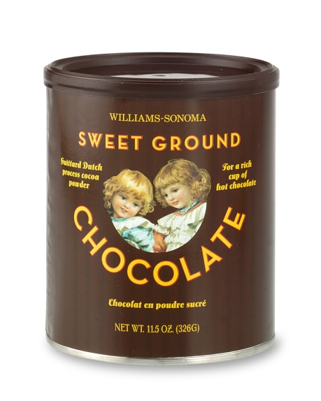 Williams Sonoma Sweet Ground Chocolate