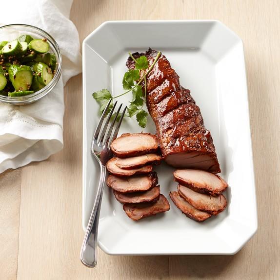 Williams Sonoma BBQ Pork Tenderloin