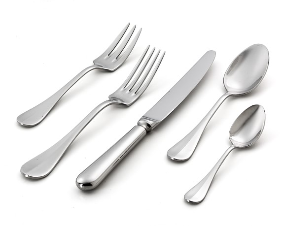 Beau Manoir Flatware, 5-Piece Place Setting