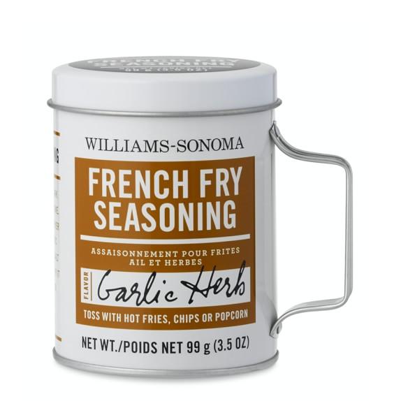 Potato Chip/French Fry Seasoning, Garlic Herb