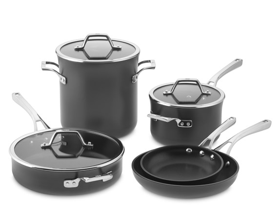 Calphalon Elite Nonstick 8-Piece Cookware Set