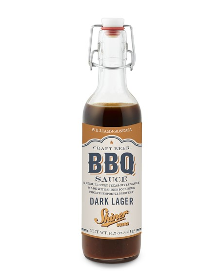 Shiner Bock Craft Beer BBQ Sauce
