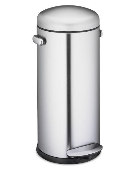 simplehuman™ Retro Trash Can