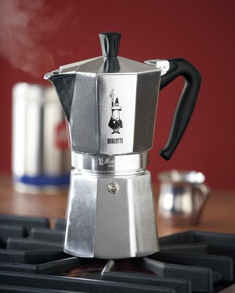 Bialetti Moka Express Espresso Maker Williams Sonoma