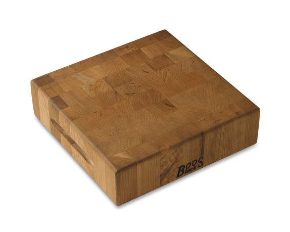 Boos Cherry Wood End-Grain Cutting Block