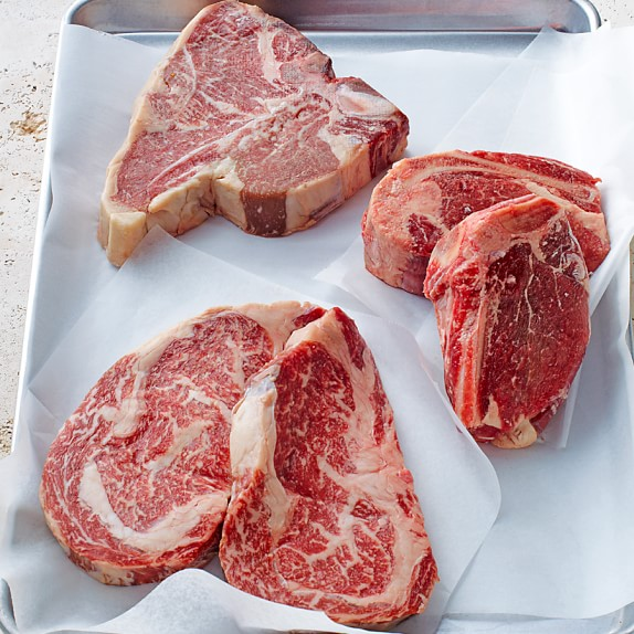 Strassburger Prime Dry Aged Steak Collection