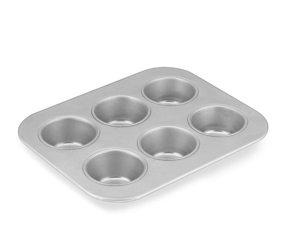 Williams Sonoma Traditional Muffin Pan, 6-Well