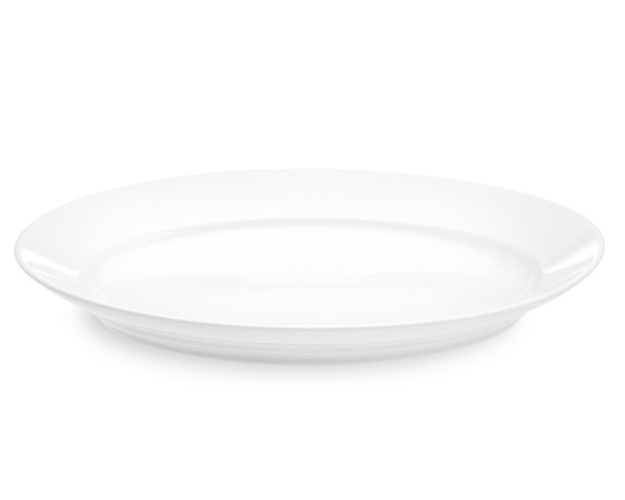 Pillivuyt Oval Platter, Large