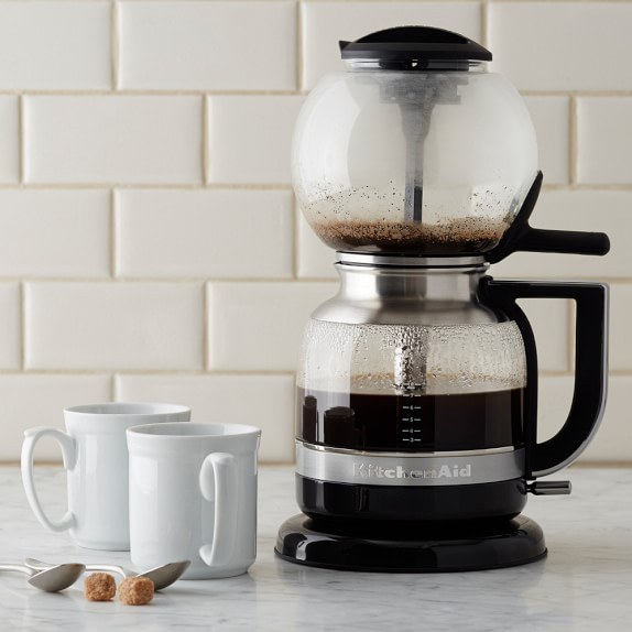KitchenAid® Siphon Coffee Brewer, Onyx Black