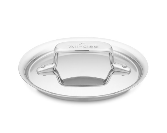 All-Clad d5 Stainless-Steel Lid, 6