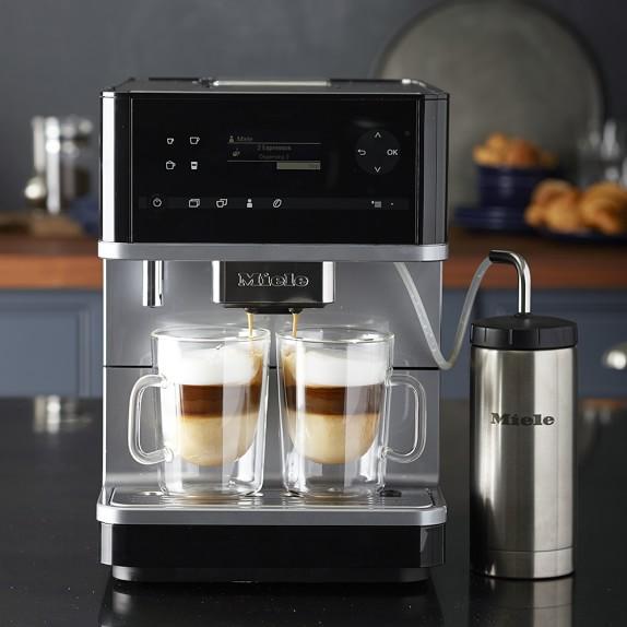 smallest electric espresso machine