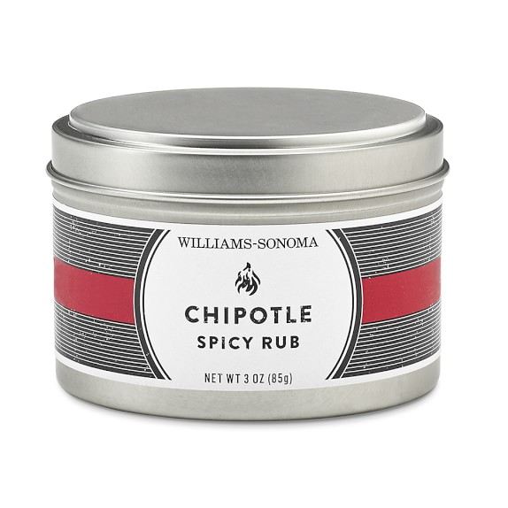 Spicy Chipotle Rub, Set of 2