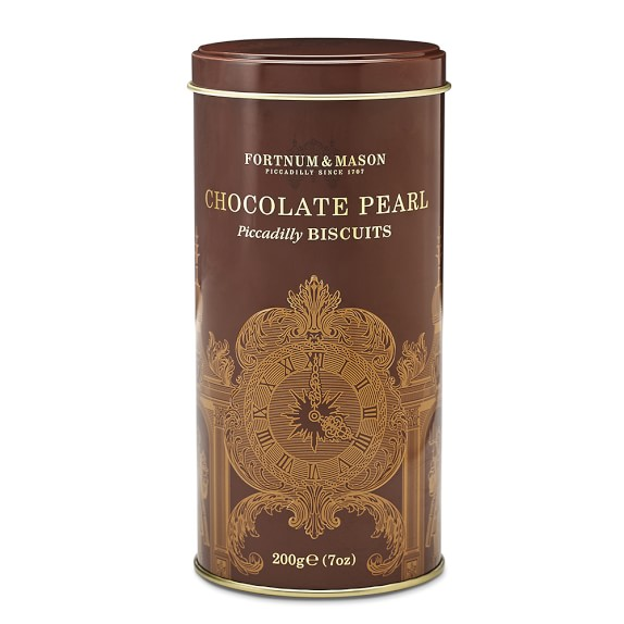 Fortnum And Mason Chocolate Pearl Biscuits
