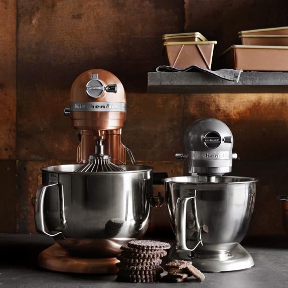 kitchenaid pro line copper stand mixer 7 qt c