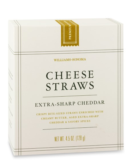 Williams Sonoma Cheese Straws