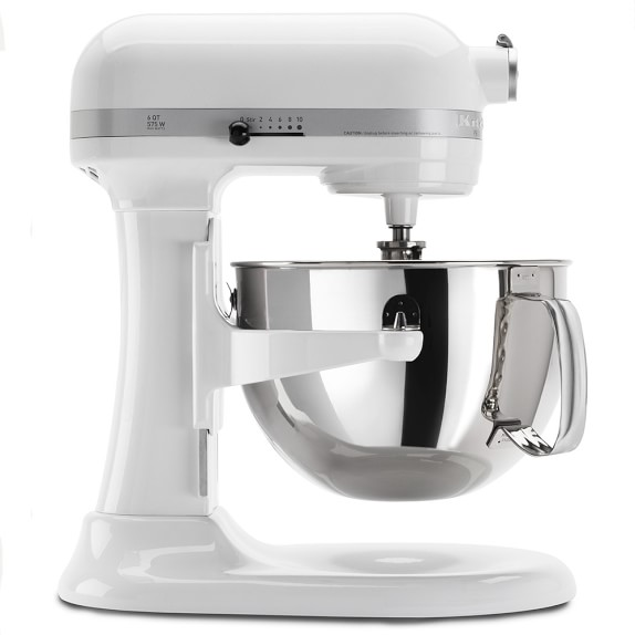 KitchenAid® Pro 600 Stand Mixer, White