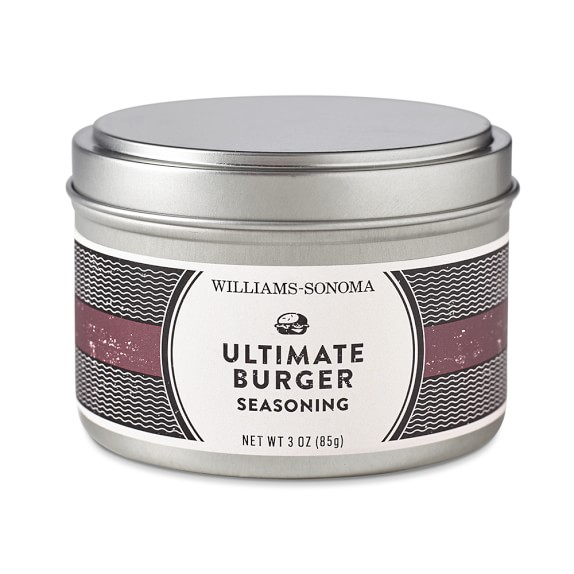 Williams Sonoma Ultimate Burger Seasoning, Set of 2