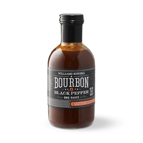 Williams Sonoma BBQ Sauce, Bourbon Black Pepper