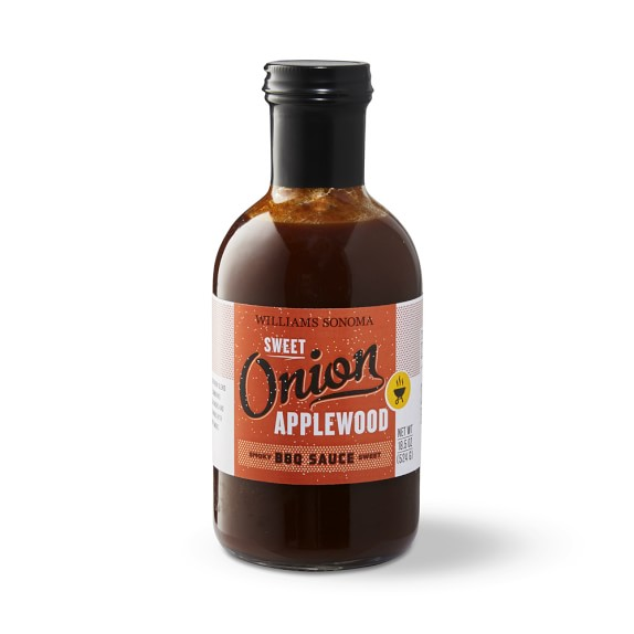 Williams Sonoma BBQ Sauce, Sweet Onion Applewood