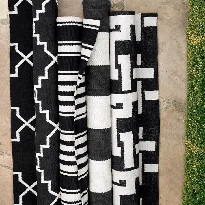 Riviera Stripe Indoor Outdoor Rug