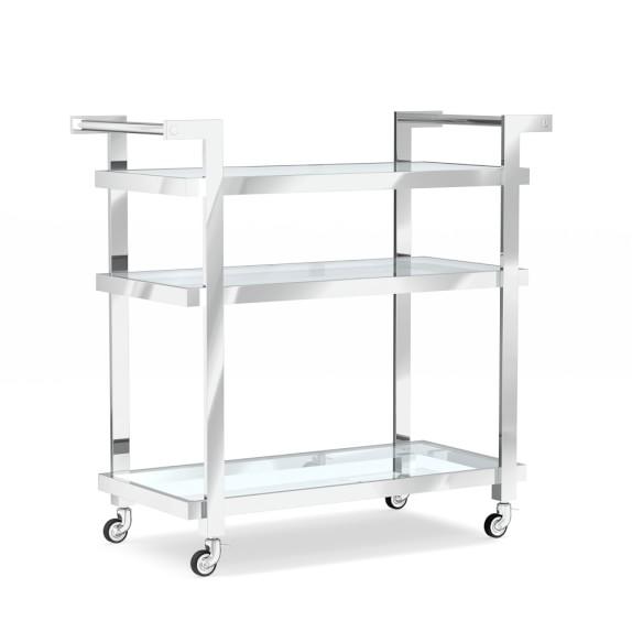 Modern Bar Cart Williams Sonoma