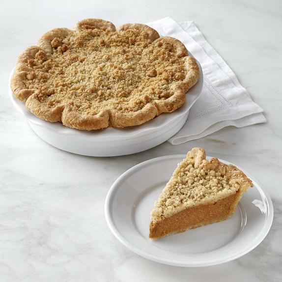 PieTisserie Bourbon Pumpkin Pie | Williams Sonoma