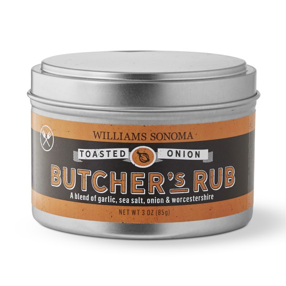 Williams Sonoma Butcher's Rub