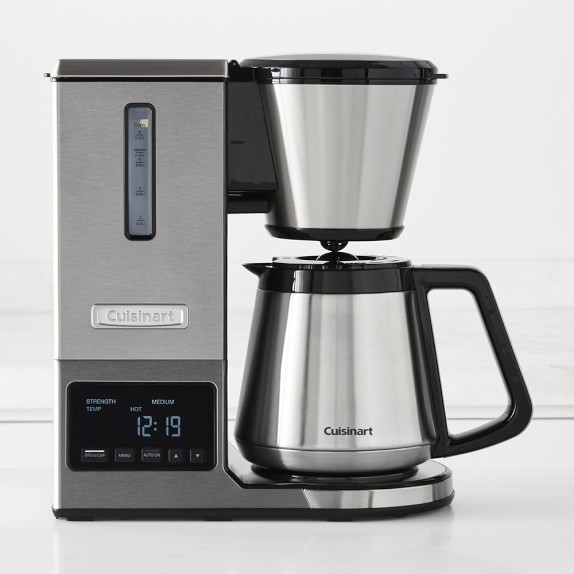 Cuisinart Coffee Maker Auto Off Not Working : Cuisinart PurePrecision Pour Over Thermal Coffee Maker Williams Sonoma