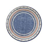 Americana Melamine Salad Plate, Set of 4