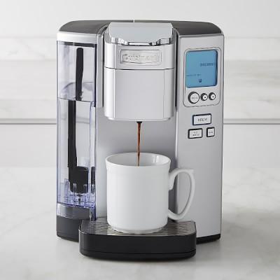Cuisinart SS10 Premium Single Serve Coffee Maker Williams Sonoma