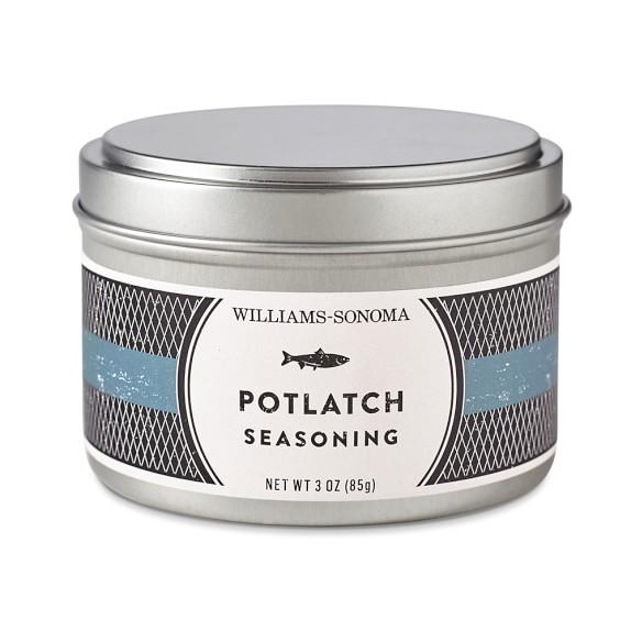 Potlatch Seasoning, Set of 2