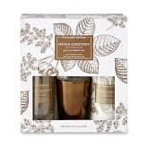 Williams Sonoma Guest Spiced Chestnut Set
