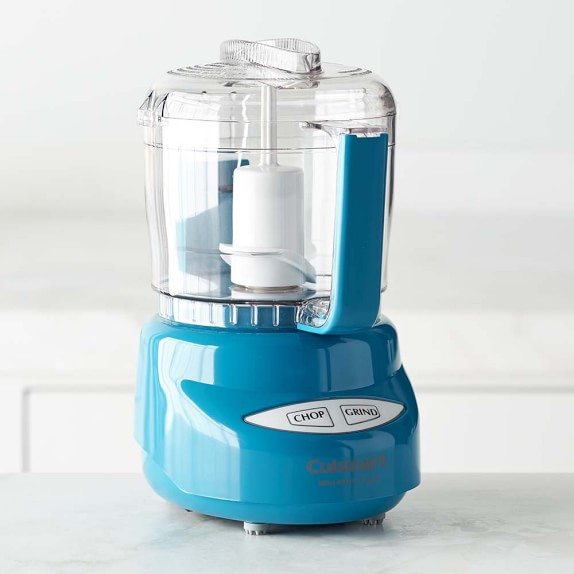 Cuisinart Elite Mini Prep Food Processor, 3-Cup, Aqua