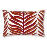 Velvet Vine Applique Pillow Cover, 14