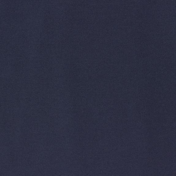 Fabric By The Yard Performance Canvas Solid Navy