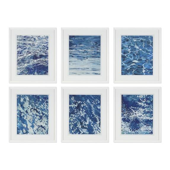 Crashing Waves Series, Set of 6