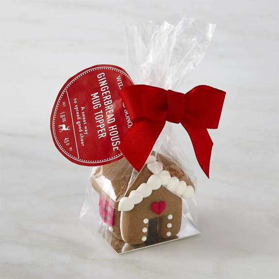 Gingerbread House Mug Topper