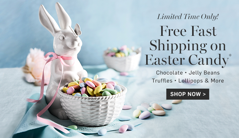 Free Fast Shipping on Easter Candy