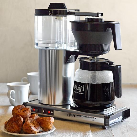 Technivorm Grand Coffee Maker with Glass Carafe, 64-Oz.