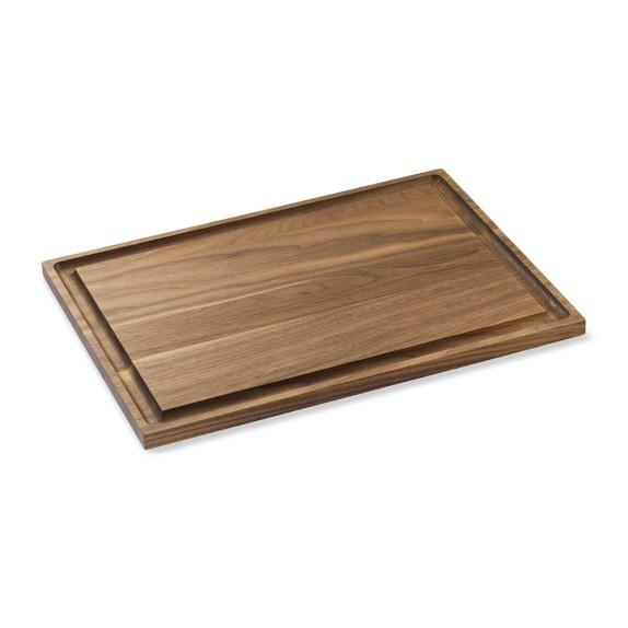 Williams Sonoma Prep Carving Board, Walnut, Medium