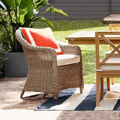 Manchester Outdoor Dini... by Williams-Sonoma $150 Williams-Sonoma - Designer Love - Outdoor Furniture