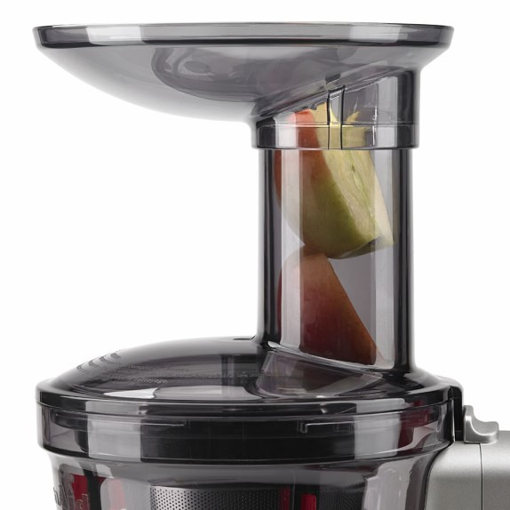 Kitchenaid Slow Juicer Stand Mixer Attachment : KitchenAid Stand Mixer Slow Juicer Attachment Williams Sonoma