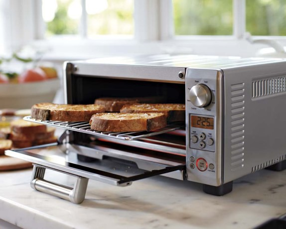 Ovens no microwave turntables