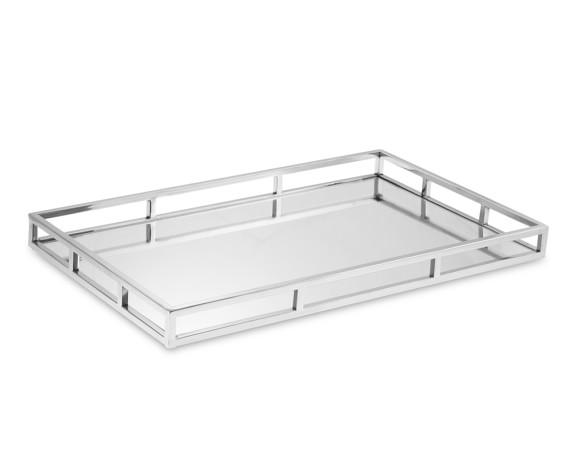 Silver Mirrored Tray Williams Sonoma